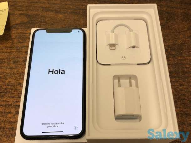 Buy 2 Get 1 Free Apple iPhone X 4G Phone 256GB, фотография 4