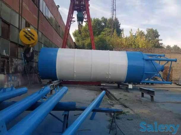 Бункер для цемента и Силос в наличии, фотография 2